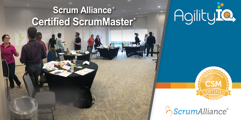 Certified Scrum Master Training (CSM)